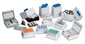 Exchangeable Thermoblocks  for ThermoStat plus™  Eppendorf