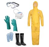 Protection Kit Chem  Dach